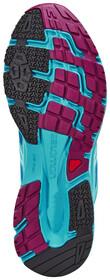 Salomon Sonic Aero Trailrunning Shoes Women fog blueteal blue fmystic purple